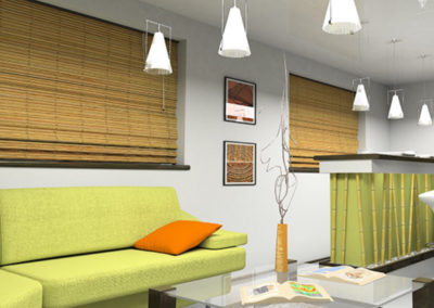 WOVEN WOOD OR BAMBOO BLINDS-3